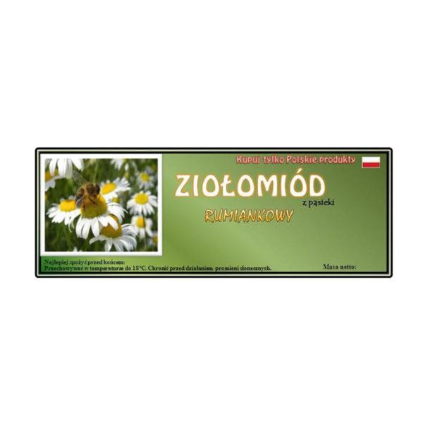 ziołomiód rumiankowy 2