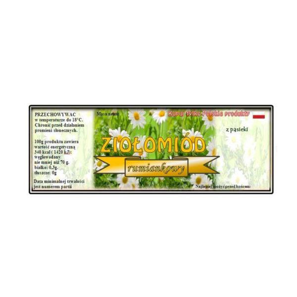 ziołomiód rumiankowy 4