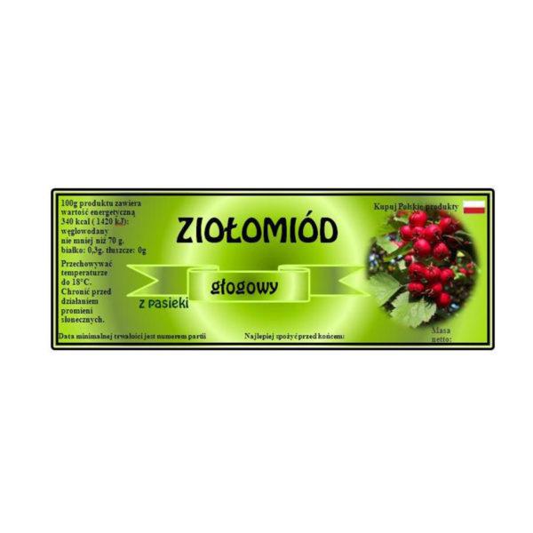 ziołomiód głogowy 2
