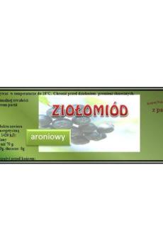 ziołomiód aroniowy 4