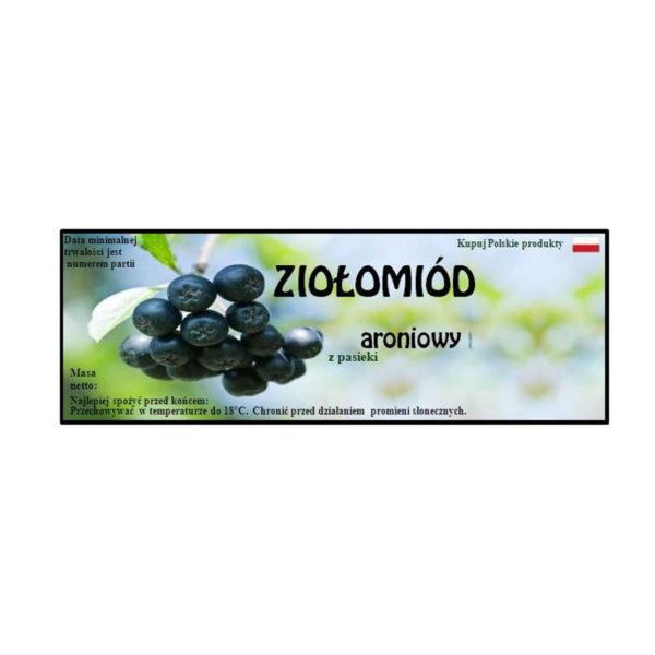 ziołomiód aroniowy 3