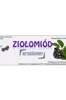 ziołomiód aroniowy 2