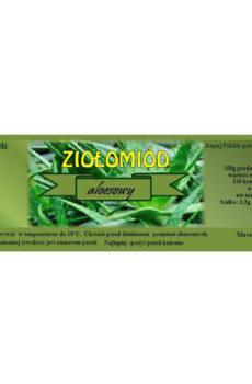 ziołomiód aloesowy 5