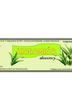 ziołomiód aloesowy